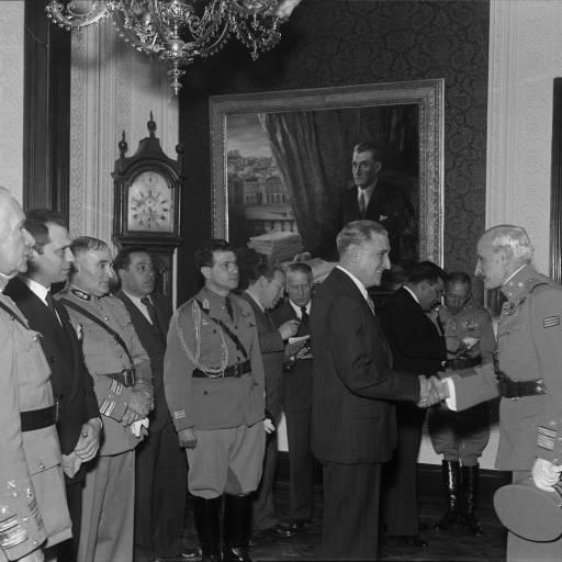 António Salazar foi nomeado presidente do Conselho de Ministros