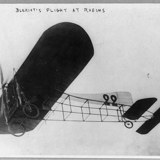 Primeiro vôo com passageiros