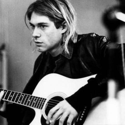 Faleceu o vocalista e guitarrista Kurt Cobain