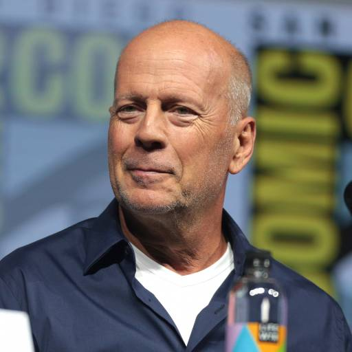 Nasceu o actor Bruce Willis
