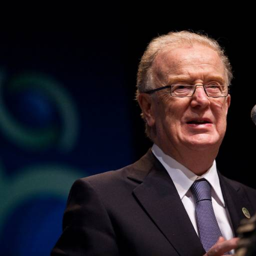 Jorge Sampaio foi eleito presidente da República