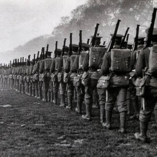 Portugal declarou Guerra à Alemanha na Primeira Guerra Mundial