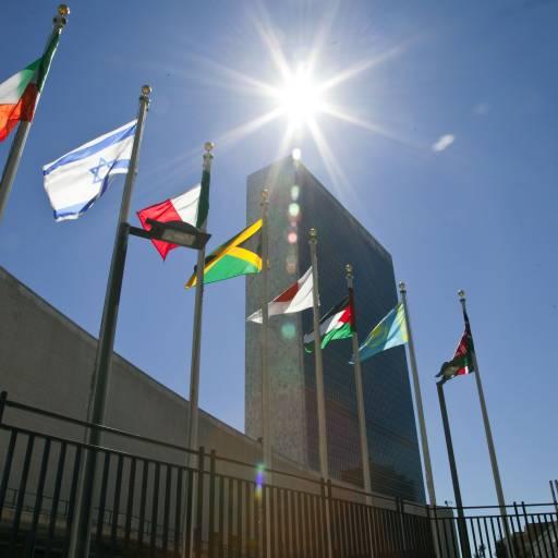 Foi fundada a Organização das Nações Unidas