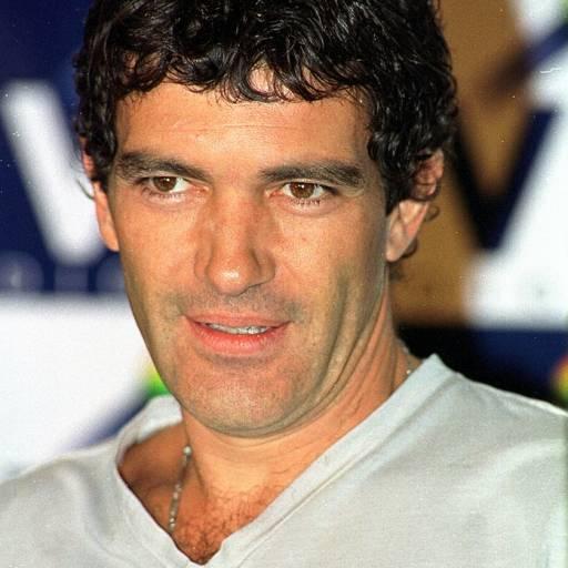 Nasceu o actor Antonio Banderas