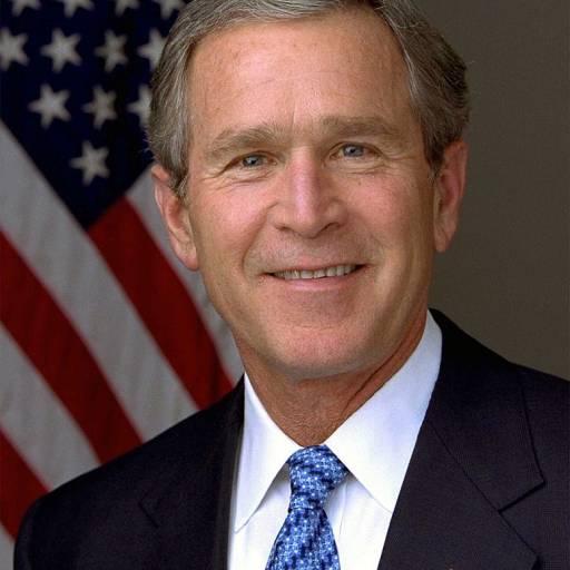 George Bush anunciou que os Estados Unidos estavam em guerra contra o terrorismo
