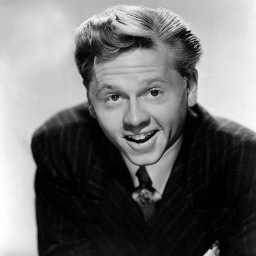 Nasceu o actor Mickey Rooney