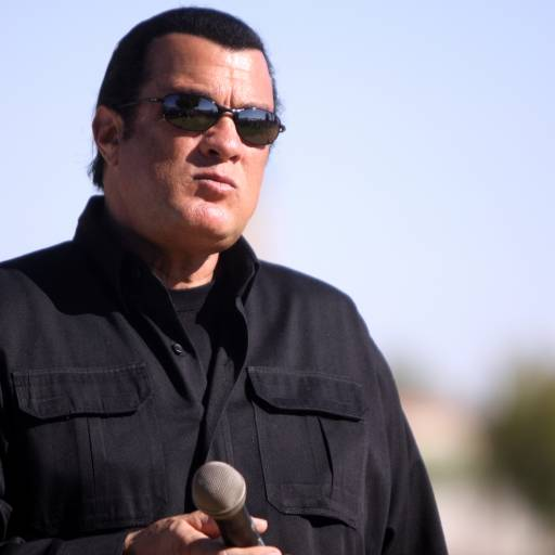 Nasceu o actor Steven Seagal