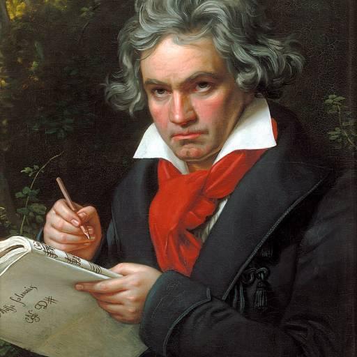 Faleceu o compositor e músico Ludwig Van Beethoven