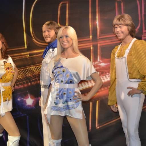 Os ABBA ganharam o Festival da Eurovisão