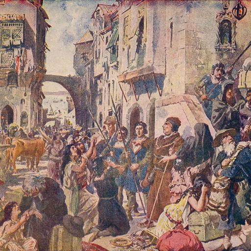 Massacre de Judeus em Lisboa