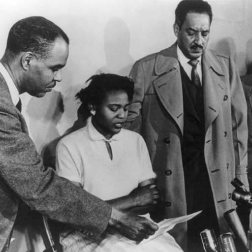 Protestos nos Estados Unidos pela primeira estudante negra na Universidade do Alabama