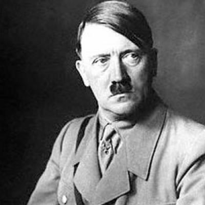 Nasceu Adolf Hitler