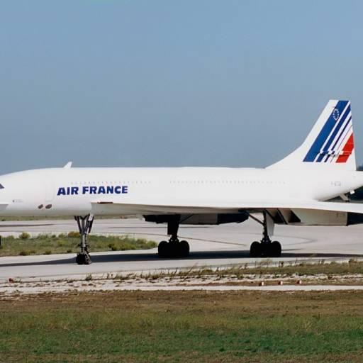 O Concorde deu a volta ao mundo em 32 horas e 49 minutos