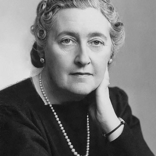 Faleceu a escritora Agatha Christie