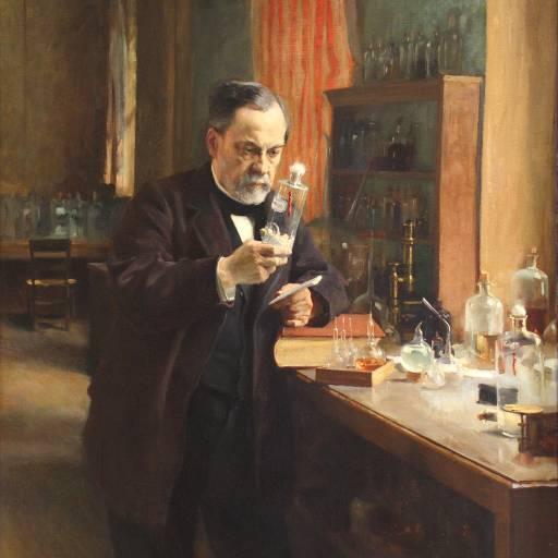 Nasceu o cientista Louis Pasteur