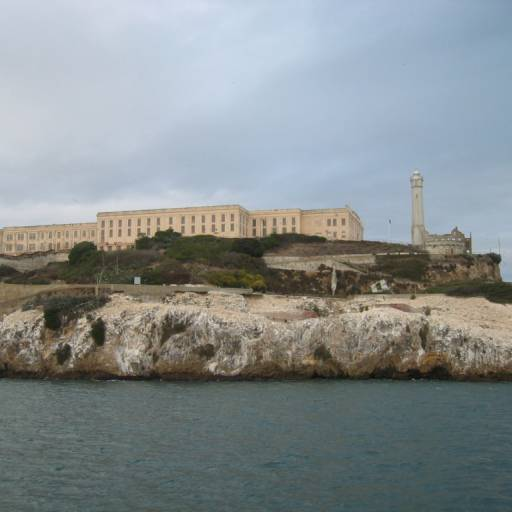 Deu-se início às visitas guiadas à prisão de segurança máxima Alcatraz