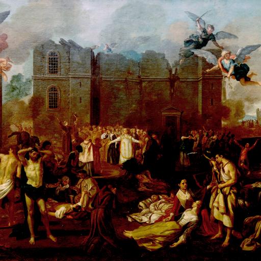 Ocorreu o Terramoto de Lisboa 1755