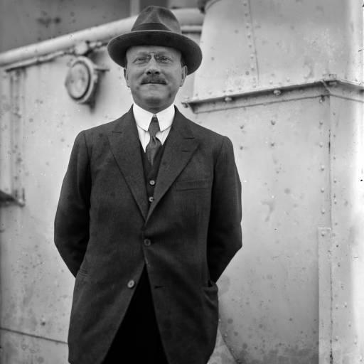 Faleceu o engenheiro e industrial André Citroën