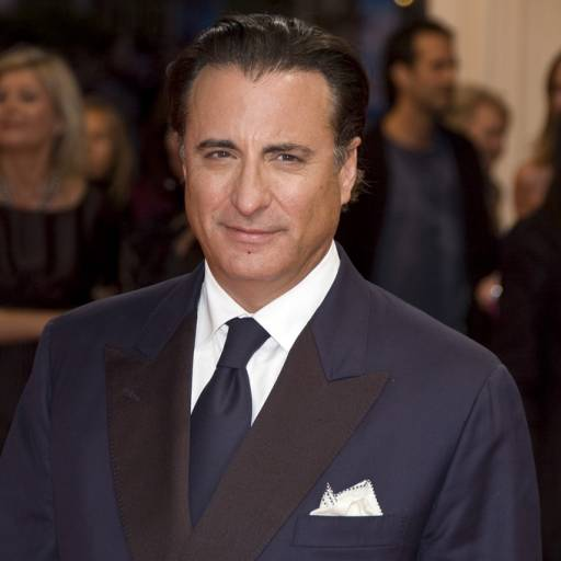 Nasceu o actor Andy Garcia