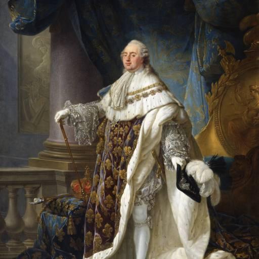 Rendição de Luis XVI da França e convocação dos Estados Gerais