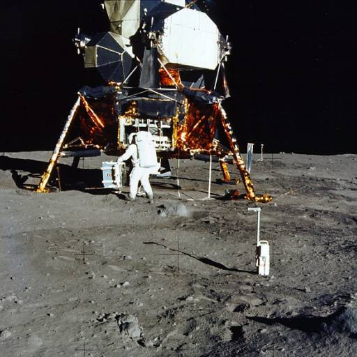 A missão Apolo XI retornou à Terra