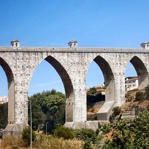Foi lançado o imposto para a construção do Aqueduto das Águas Livres