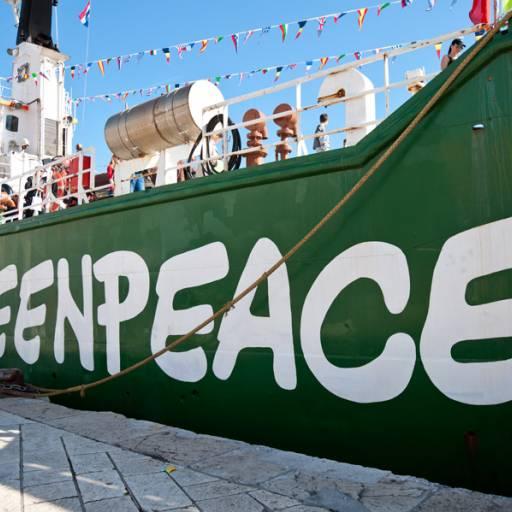 Foi fundada a Greenpeace