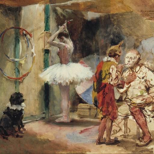 Surgiu o primeiro Circo moderno