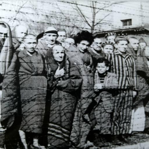 Foi enviado o primeiro grupo de judeus para os campos de concentração