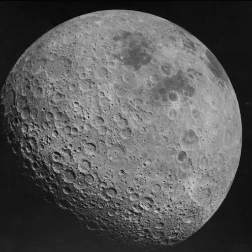 A face oculta da Lua foi fotografada pela primeira vez