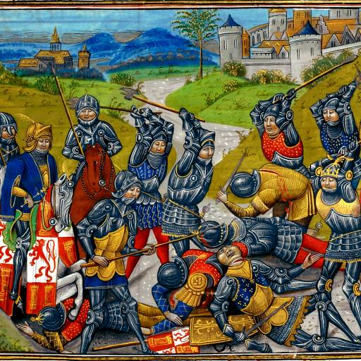 Ocorreu a Batalha de Aljubarrota