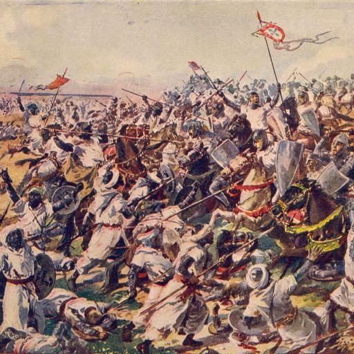 Ocorreu a Batalha do Salado
