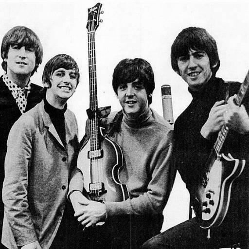 John Lennon e Paul McCartney encontram-se pela primeira vez em Liverpool