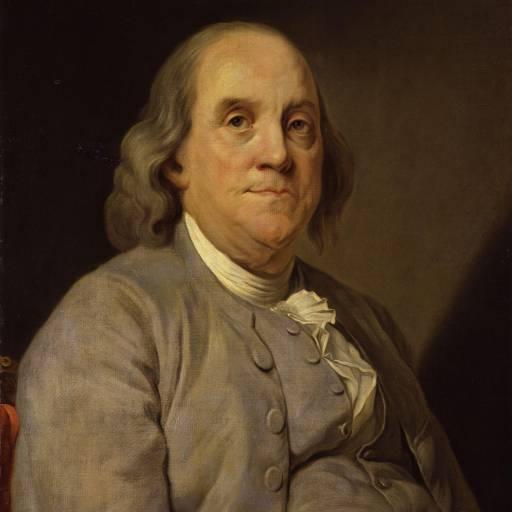 Nasceu Benjamin Franklin