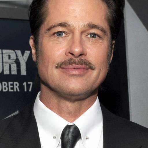 Nasceu o actor Brad Pitt