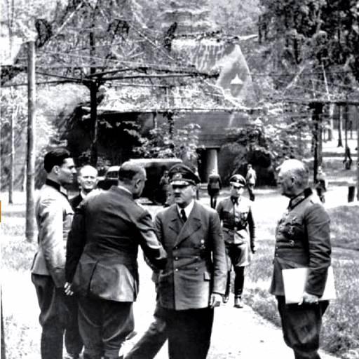 Ocorreu um atentado à bomba contra a vida de Adolf Hitler