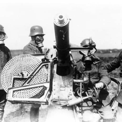 Foi utilizado na I Guerra Mundial o Cloro, como gás venenoso