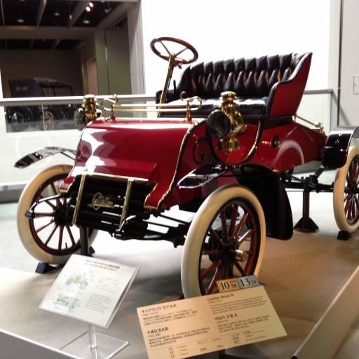 O primeiro motor de um veículo Cadillac foi construído em Detroit