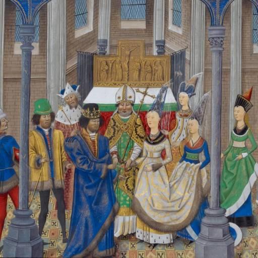 D. João I de Portugal foi aclamado rei nas Cortes de Coimbra