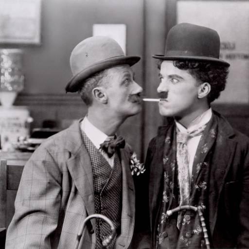 Nasceu o actor e realizador Charles Chaplin