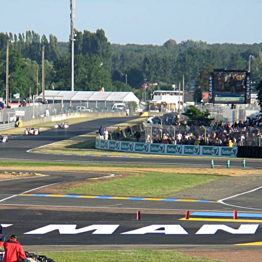 Ocorreu uma tragédia no circuito de Le Mans em França
