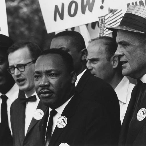 Martin Luther King Jr. sofreu ataque