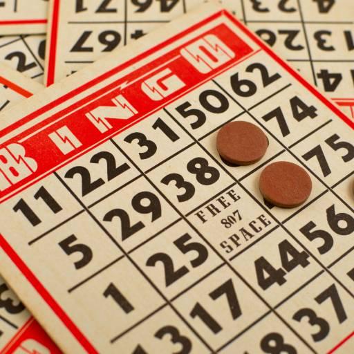Foi inventado o jogo do Bingo