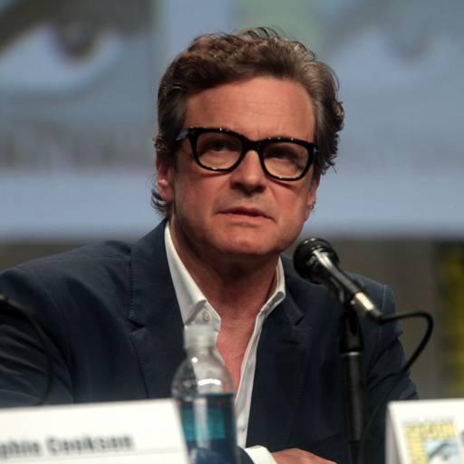 Nasceu o actor Colin Firth