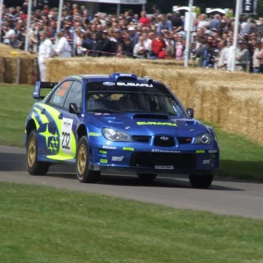 Nasceu o piloto de rally Colin McRae