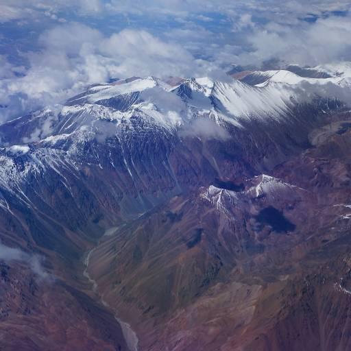 Foram resgatados os 14 sobreviventes do acidente aéreo na Cordilheira dos Andes