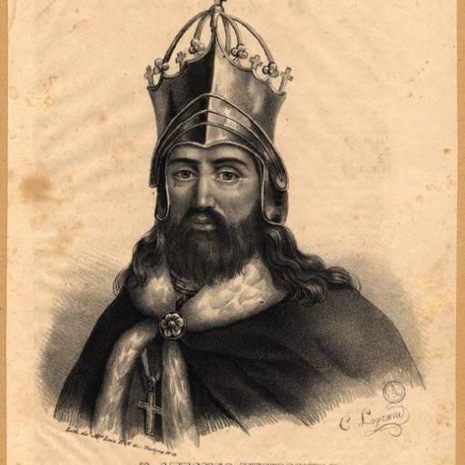 Faleceu o rei D. Afonso I