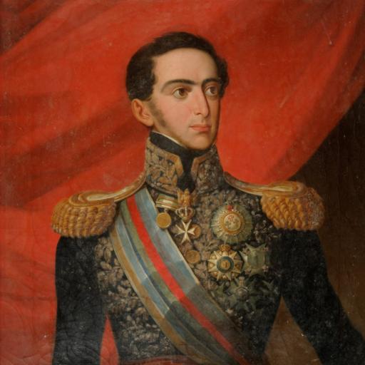 D. Miguel I foi aclamado rei de Portugal