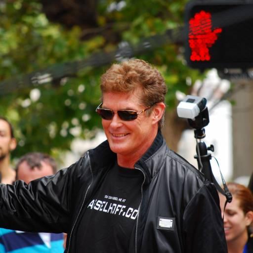 Nasceu o actor e músico David Hasselhoff