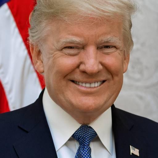 Nasceu o empresário e político Donald Trump